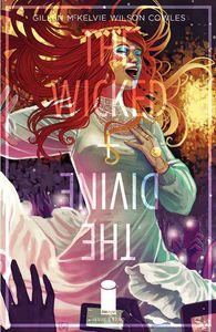 [The Wicked + The Divine #3 (Cover B Hans) (Product Image)]