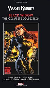 [Marvel Knights: Black Widow: The Complete Collection (Product Image)]