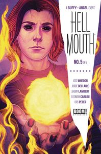 [Buffy Vampire Slayer & Angel: Hellmouth #5 (Cover A Frison) (Product Image)]