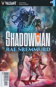 [Shadowman/Rae Sremmurd #1 (Cover A Guedes) (Product Image)]