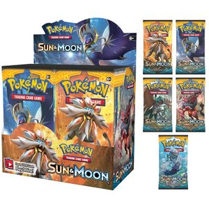 [Pokemon: Sun & Moon: Trading Card Game: Booster Pack (Product Image)]
