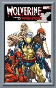 [Wolverine: Tales Of Weapon X (Product Image)]