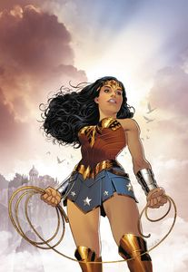 [Wonder Woman: Year One (Deluxe Edition Hardcover) (Product Image)]