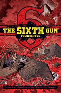 [Sixth Gun: Volume 5 (Hardcover) (Product Image)]