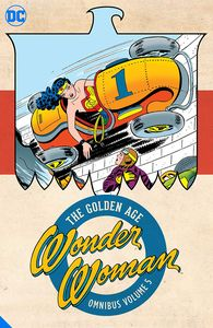 [Wonder Woman: The Golden Age: Omnibus: Volume 5 (Hardcover) (Product Image)]