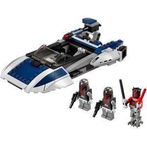 [Star Wars: Lego: Mandalorian Speeder (Product Image)]