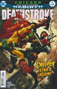 [Deathstroke #11 (Product Image)]