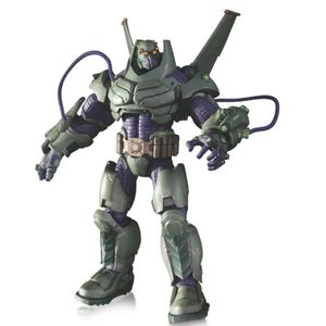 [DC Comics Super Villains: Deluxe Action Figure: Armored Lex Luthor (Product Image)]