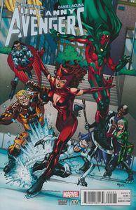[Uncanny Avengers #5 (NYC Variant) (Product Image)]