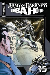 [Army Of Darkness/Bubba Hotep #3 (Cover B Mandrake) (Product Image)]