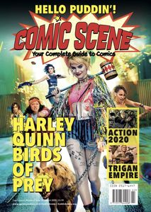 [Comic Scene UK Magazine: Volume 2 #12 (Product Image)]