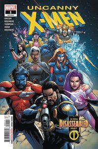 [Uncanny X-Men #1 (Product Image)]