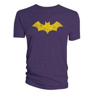 [Batman: T-Shirt: Batgirl Logo (Product Image)]