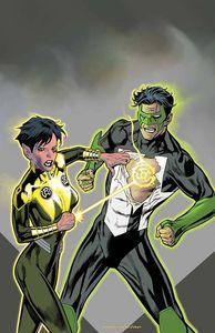 [Hal Jordan & The Green Lantern Corps #24 (Variant Edition) (Product Image)]
