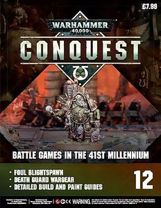 [Warhammer 40K: Conquest: Figurine Collection #12 (Product Image)]