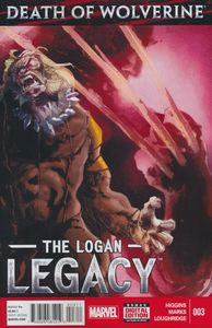 [Death Of Wolverine: Logan Legacy #3 (Product Image)]