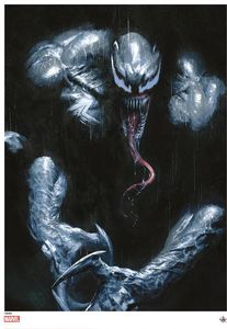 [Marvel: Giclee Print: Venom By Gabriele Dell'Otto (Product Image)]