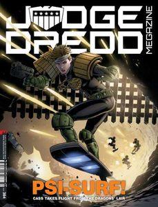 [Judge Dredd Megazine #384 (Product Image)]
