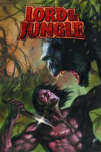 [Lord Of The Jungle: Volume 2 (Product Image)]