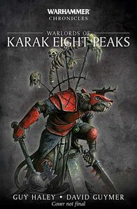 [Warhammer Chronicles: Warlords Of Karak Eight Peaks (Product Image)]