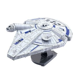 [Star Wars: Metal Earth Model Kit: Lando Calrissian Millennium Falcon (Product Image)]