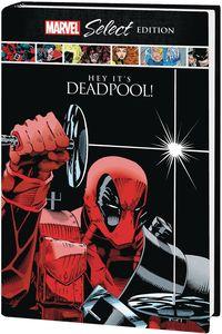 [Deadpool: Hey It's Deadpool (Marvel Select Hardcover) (Product Image)]