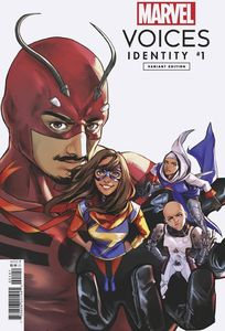 [Marvels Voices: Identity #1 (Ahmed Variant) (Product Image)]