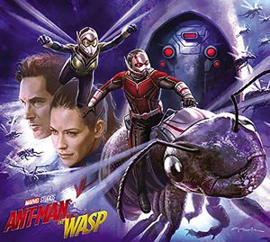 [Marvel's Ant-Man & The Wasp: The Art Of The Movie (Hardcover) (Product Image)]