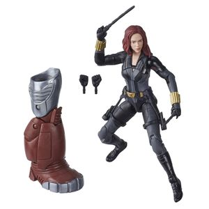 [Marvel Legends: Black Widow Action Figure: Black Widow (Product Image)]