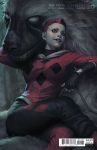 [Dark Nights: Death Metal #2 (Of 6) (Stanley Lau Harley Quinn Variant Edition) (Product Image)]