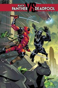 [Black Panther Vs Deadpool #1 (Product Image)]