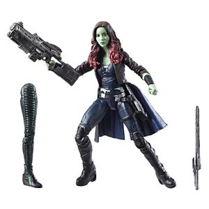 [Guardians Of The Galaxy: Vol 2.: Marvel Legends: Action Figure: Wave 2: Daughters Of Thanos Gamora (Product Image)]