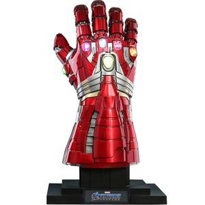 [Avengers: Endgame: Hot Toys Life Size Replica: Nano Gauntlet (Hulk Version) (Product Image)]