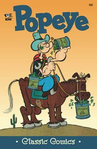 [Popeye Classics: Ongoing #62 (Product Image)]