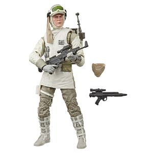 [Star Wars: The Empire Strikes Back: 40th Anniversary Black Series Action Figure: Hoth Rebel Soldier (Product Image)]