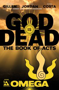 [God Is Dead: Book Of Acts: Omega (Divine Variant) (Product Image)]