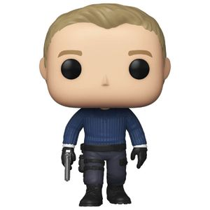 [James Bond: No Time To Die: Pop! Vinyl Figure: James Bond (Product Image)]