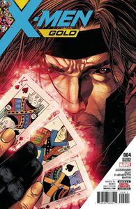 [X-Men: Gold #4 (Syaf Variant - 2nd Printing) (Product Image)]