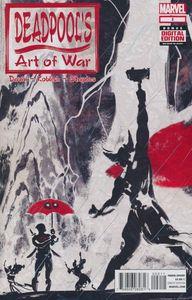 [Deadpool's Art Of War #2 (Product Image)]