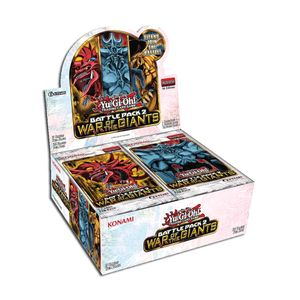 [Yu-Gi-Oh!: Battle Pack 2: War Of The Giants: Boosters (Product Image)]