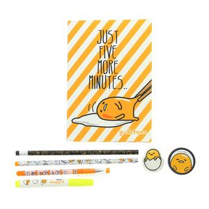 [Gudetama: Super Stationery Set (Product Image)]