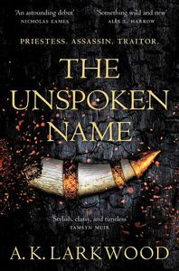 [The Serpent Gates: Book 1: The Unspoken Name (Product Image)]