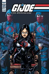 [GI Joe: A Real American Hero #280 (Cover B Kieron Mckeown) (Product Image)]