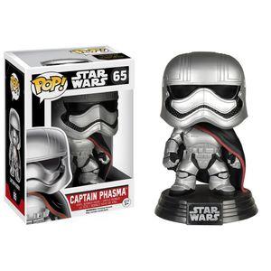 [Star Wars: The Force Awakens: Pop! Vinyl Figures: Captain Phasma (Product Image)]