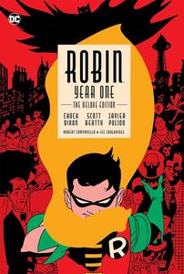 [Robin: Year One: Deluxe Edition (Hardcover) (Product Image)]