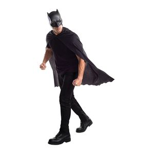 [Batman: Adult's Mask & Cape (Product Image)]
