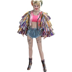 [Birds Of Prey: Action Figure: Harley Quinn (Caution Tape Jacket Version) (Product Image)]