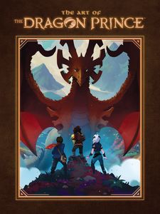 [Art Of The Dragon Prince (Hardcover) (Product Image)]