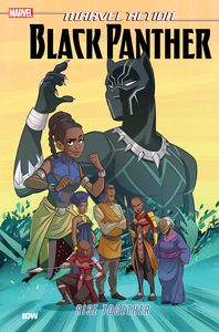 [Marvel Action: Black Panther: Book 2: Rise Together (Product Image)]
