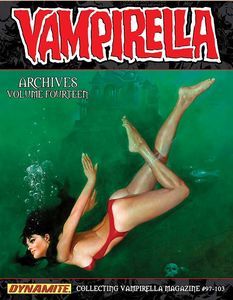 [Vampirella: Archives: Volume 14 (Hardcover) (Product Image)]
